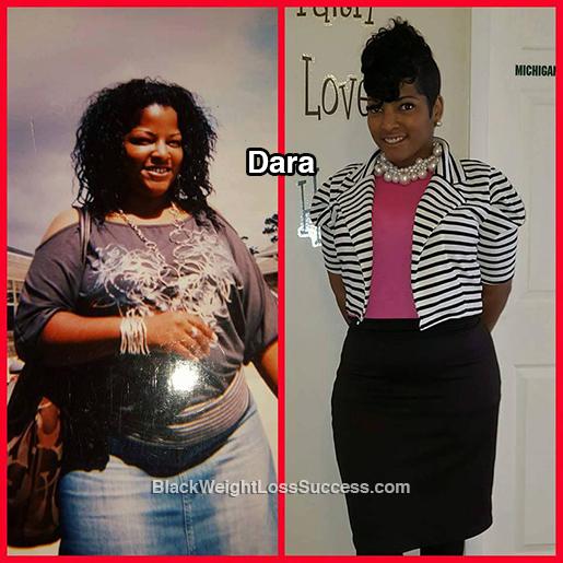 dara weight loss story