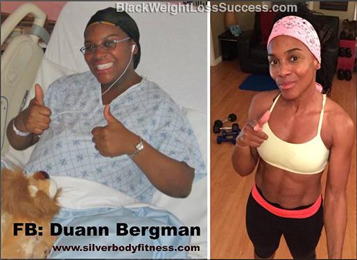 duann weight loss story
