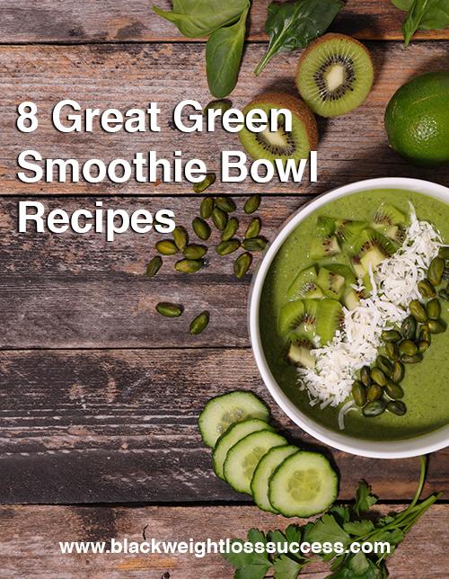 greens smoothie bowl recipes