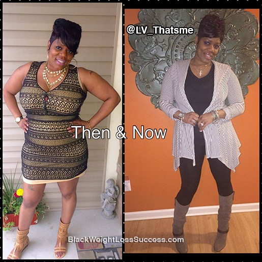 laverne weight loss story