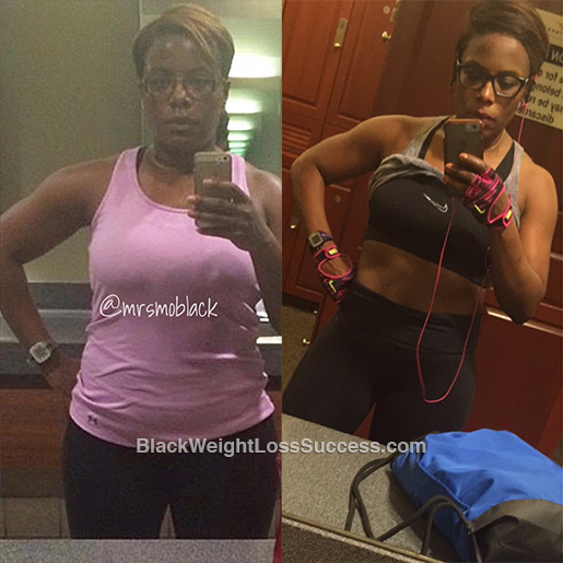 mo weight loss journey