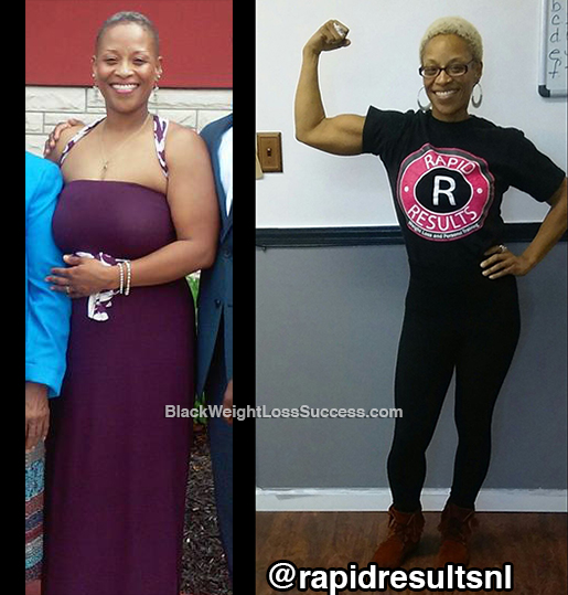 nikki weight loss journey