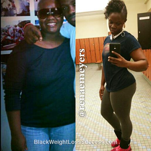 renae weight loss story