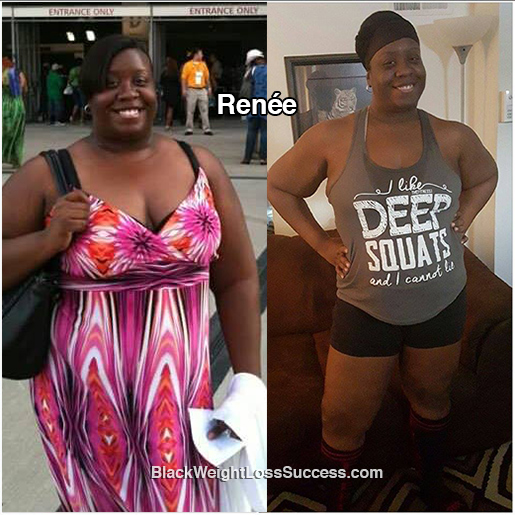 renee weight loss story