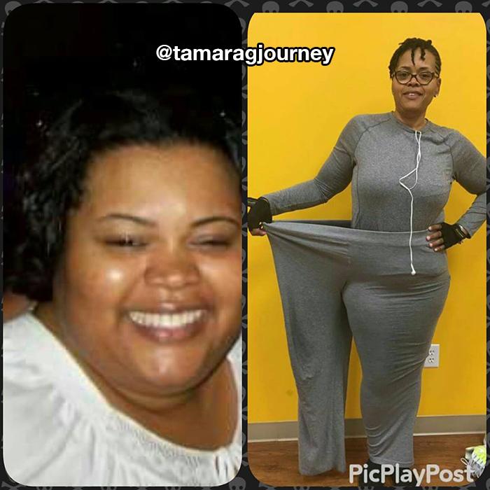 Tamara weight loss
