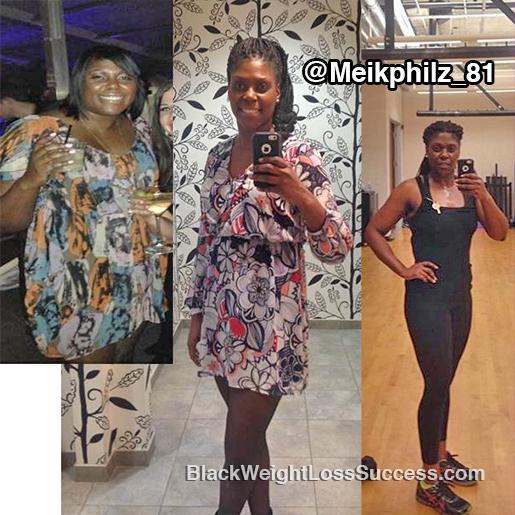 tameika weight loss story