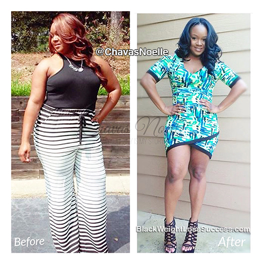 Chavas Lost 41 Pounds Black Weight Loss Success