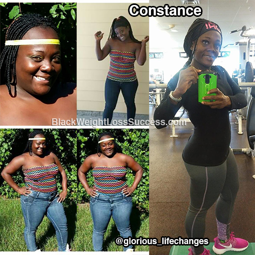 constance weight loss story