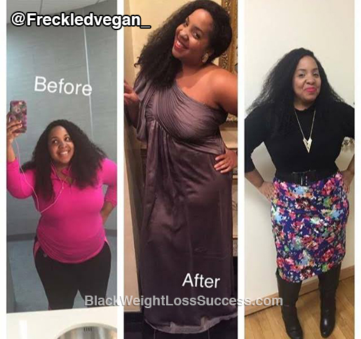 dani weight loss story