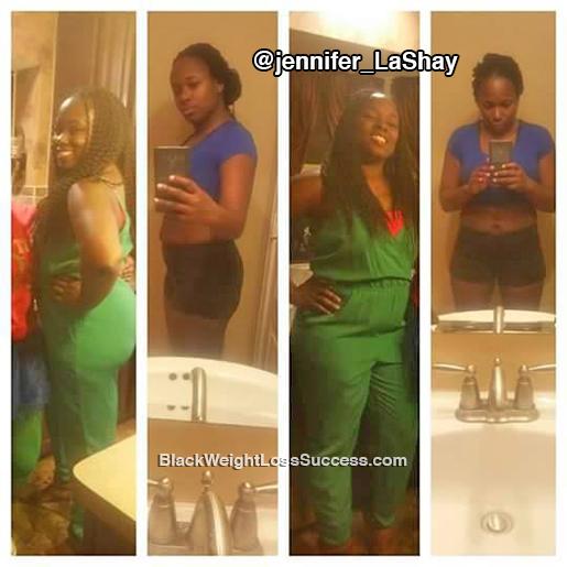 jennifer weight loss story