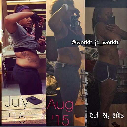 jonika weight loss story
