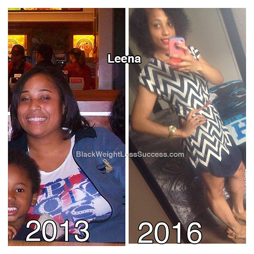 leena before and after
