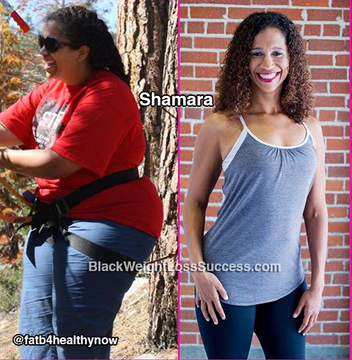 shamara weight loss story