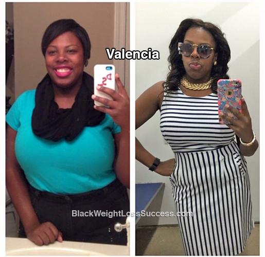 valencia weight loss story
