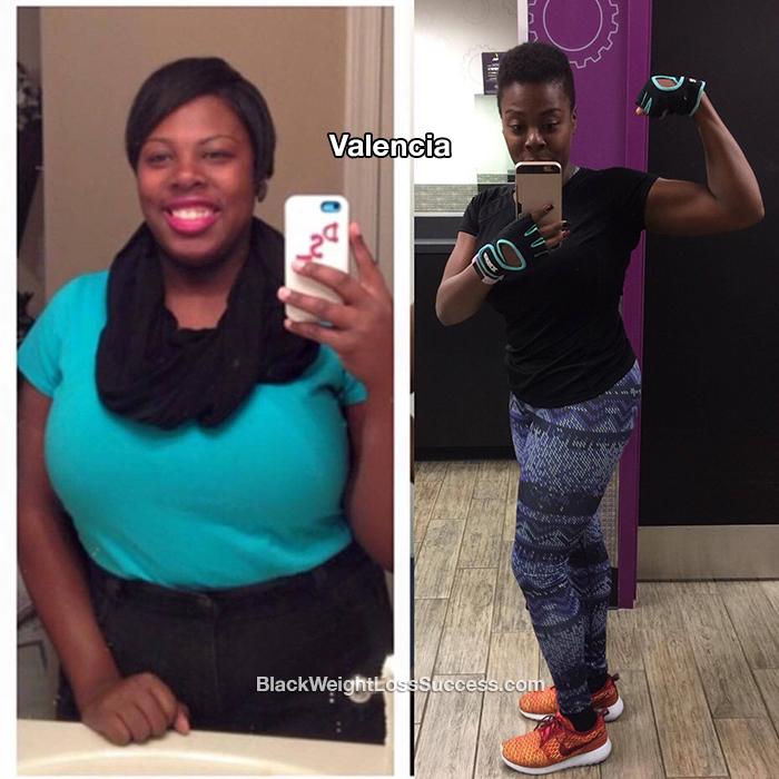 valencia weight loss