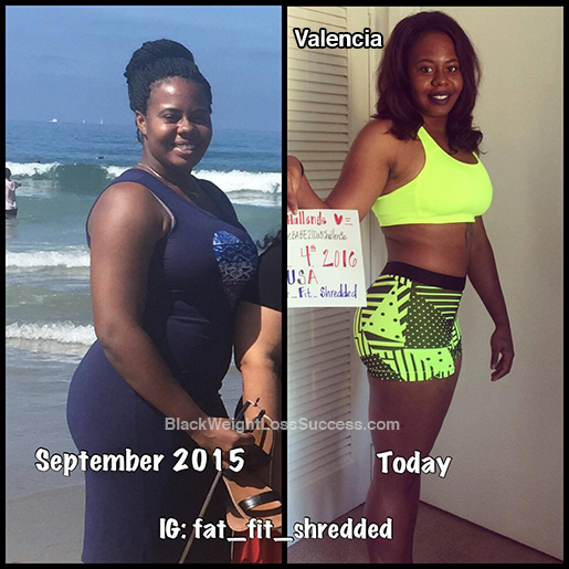 valencia weight loss journey