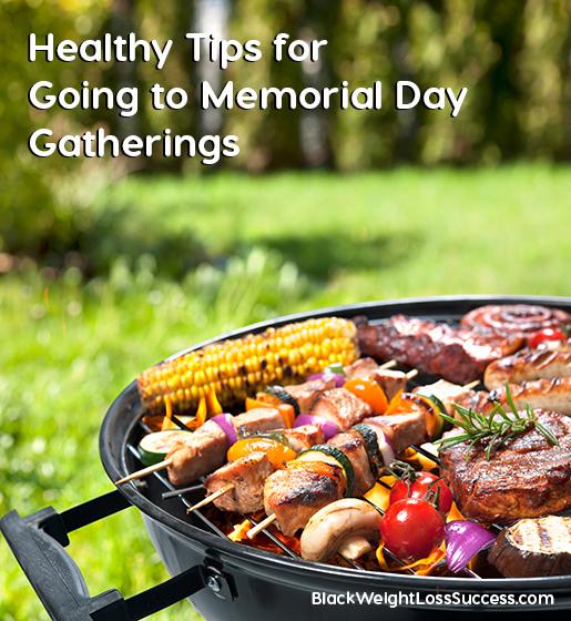 memorial day healthy tips