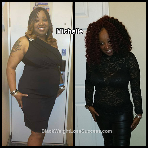 michelle weight loss