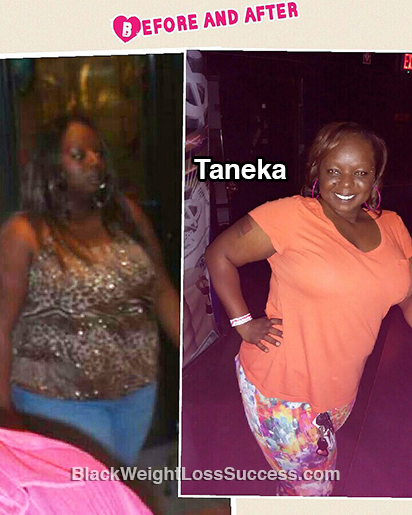 taneka before and after