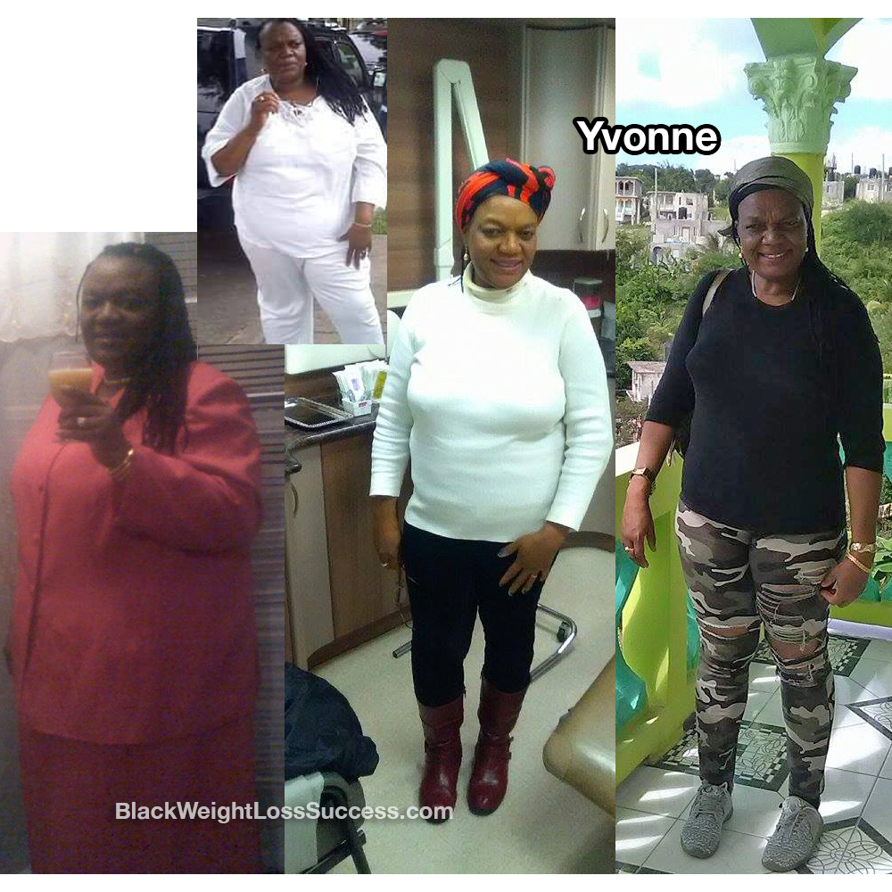 Yvonne weight loss
