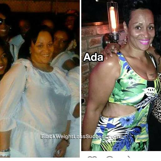 Ada weight loss