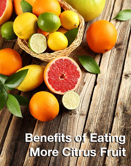 citrus fruit benefits