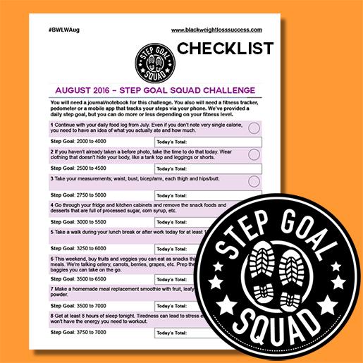 checklist august