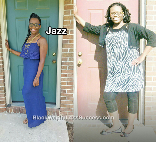 jazz before and after