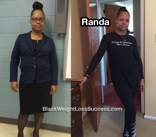 randa before and after