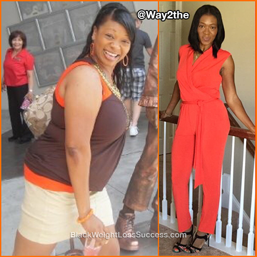 wadeana weight loss