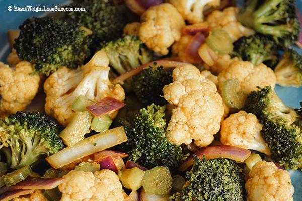 curry veggies