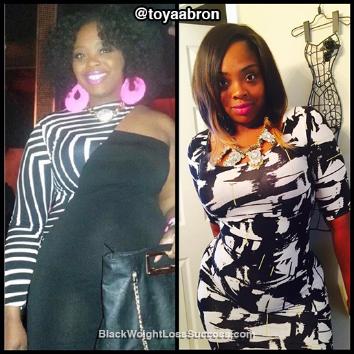 latoya before and after
