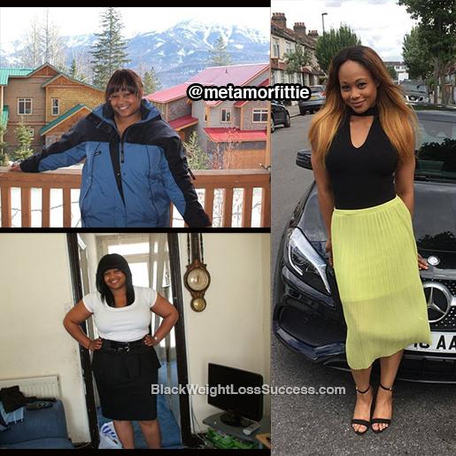 Ngozi weight loss