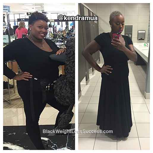 kendra weight loss