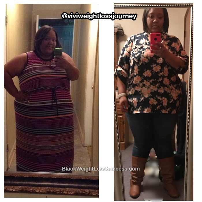 vivian weight loss