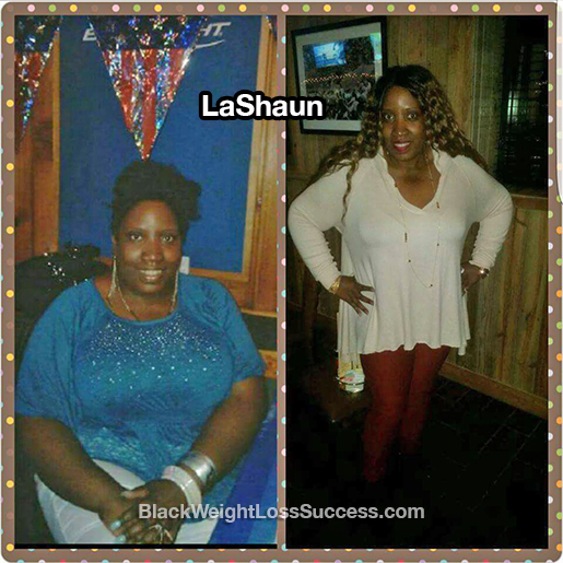 lashaun weight loss