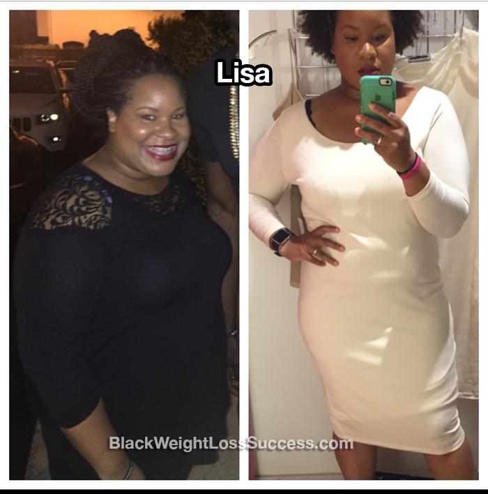 Lisa weight loss