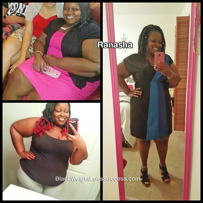 ranasha before and after