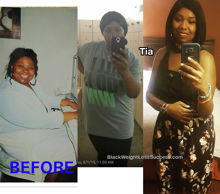 Tia weight loss