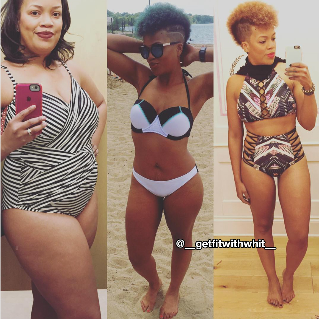 Whitney weight loss