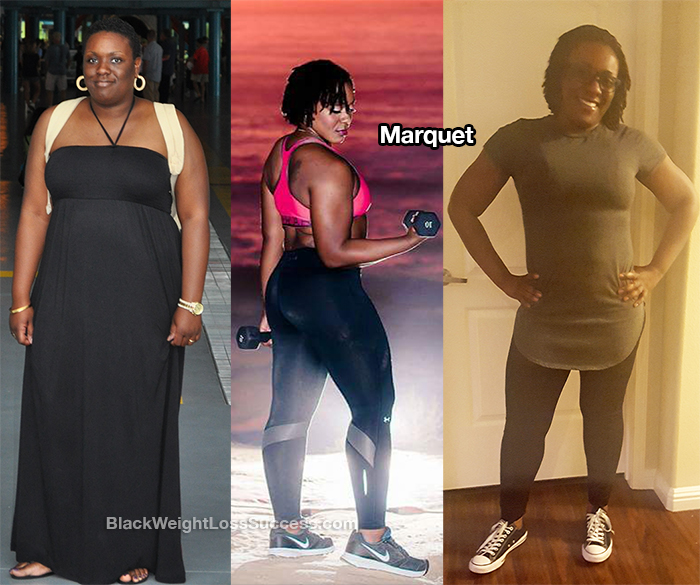 Marquet before and after