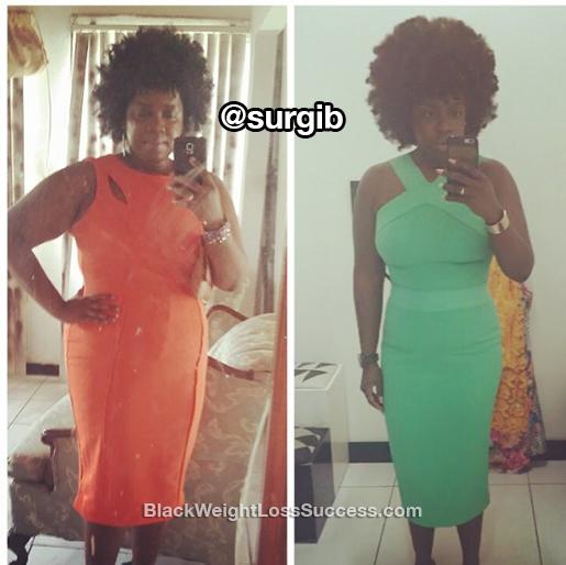 genae weight loss