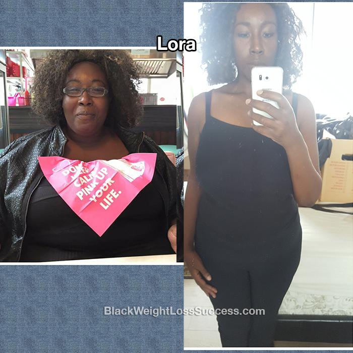 Lora weight loss