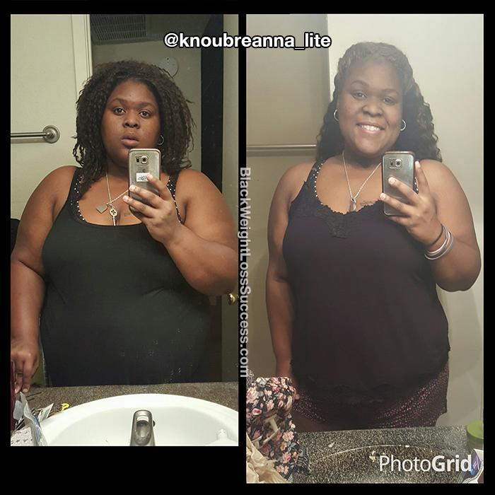 Naubby weight loss