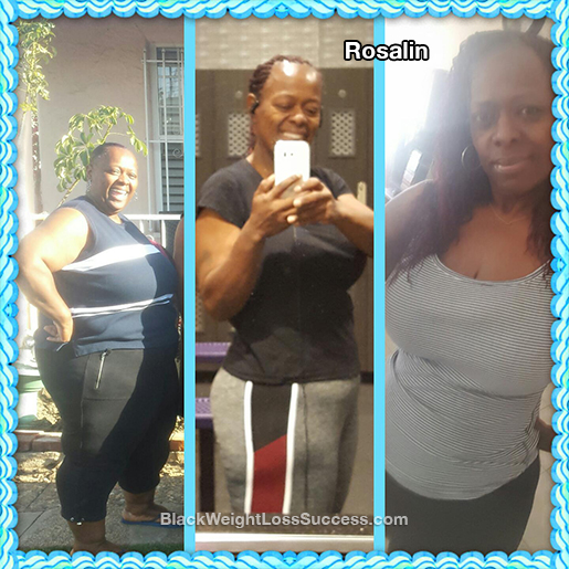 Rosalin weight loss