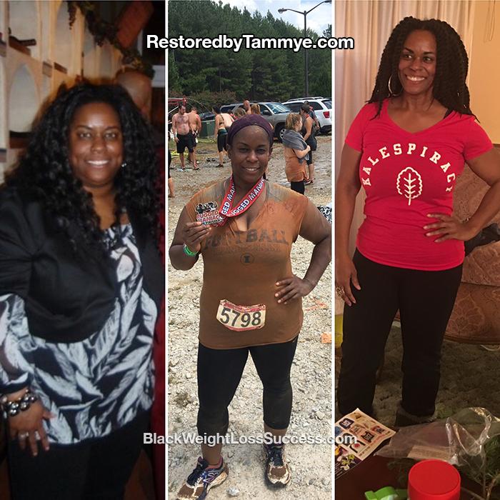 tammye weight loss