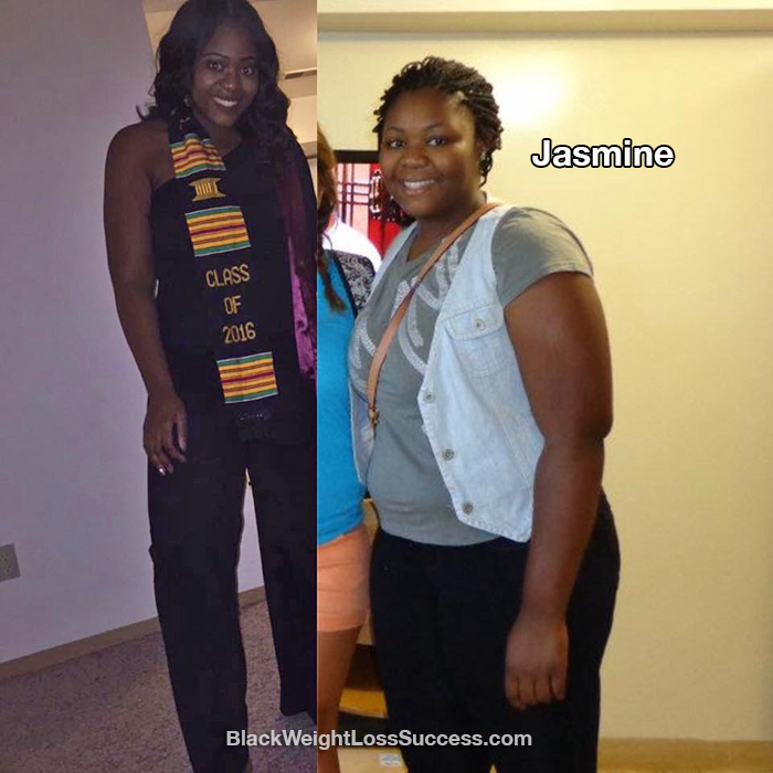Jasmine weight loss