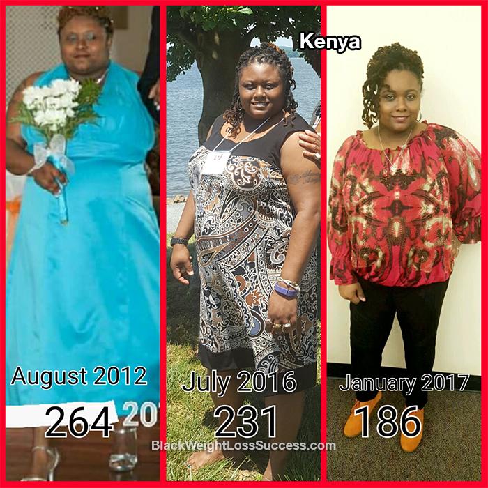 Kenya weight loss