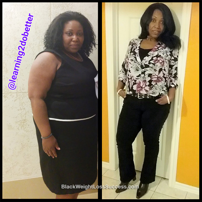 maxine weight loss
