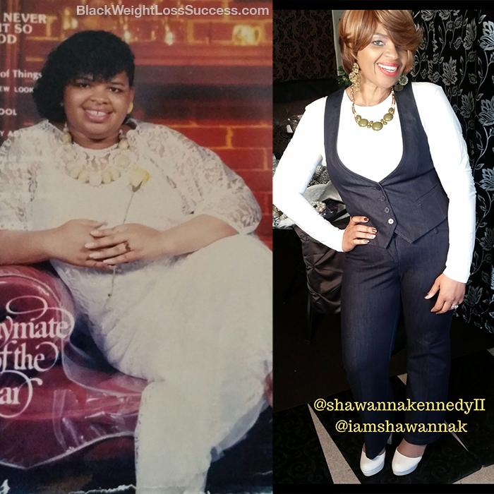 shawanna weight loss